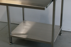 Stainless steel-Computer station- Cleanroom