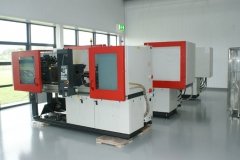 Machine Decommissioning- Injection moulding machine