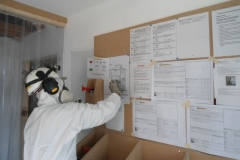 Plant Decommissioning- Health and Safety