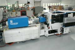 Machine Installation- Injection moulding (BMB)